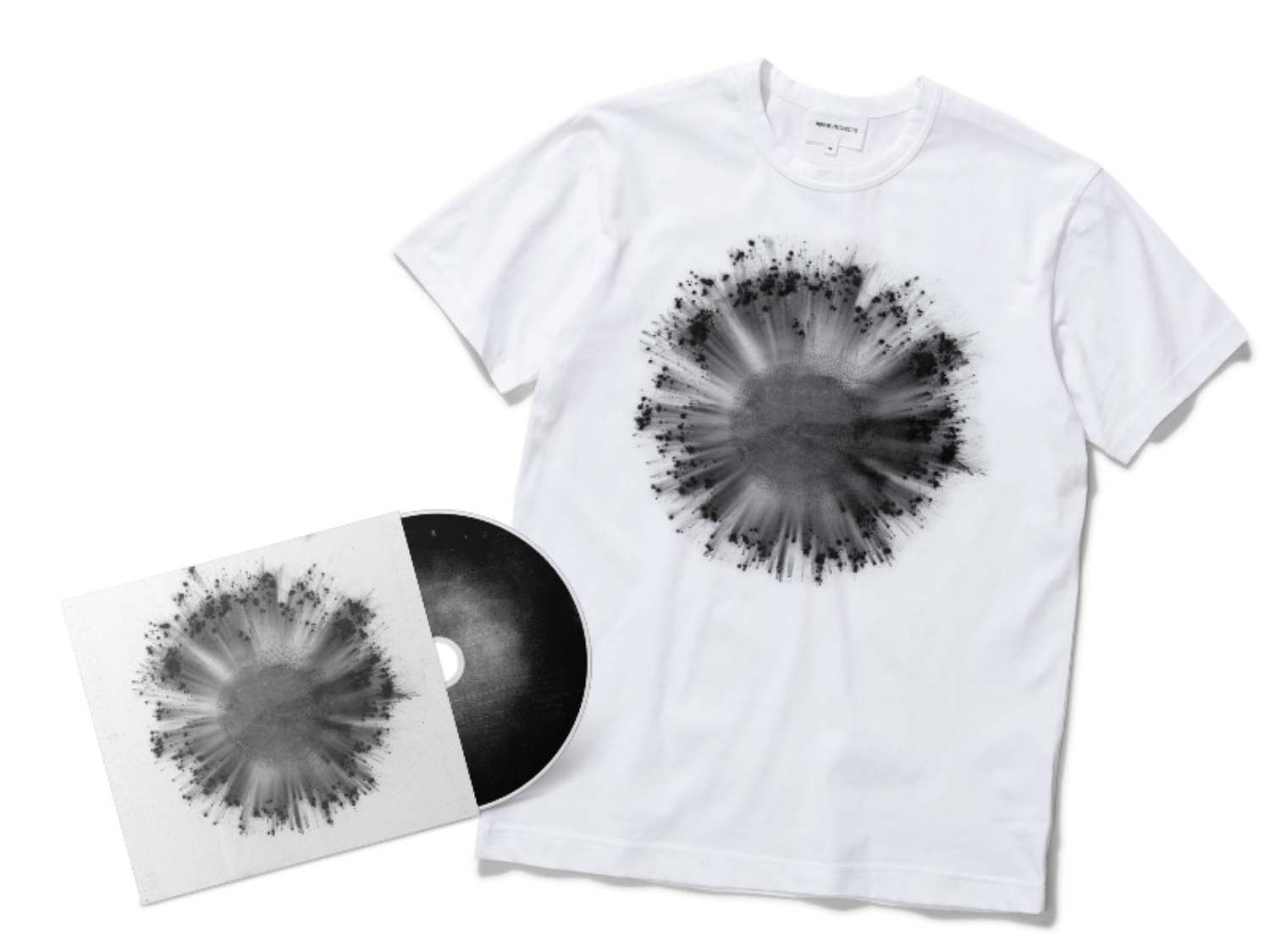 obverse cd + white shirt bundle